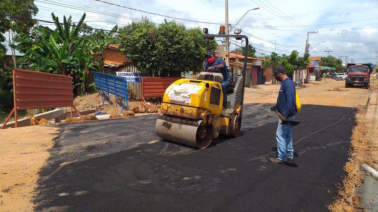 Ponte da Avenida Liberdade tem trânsito liberado nesta sexta-feira, 26