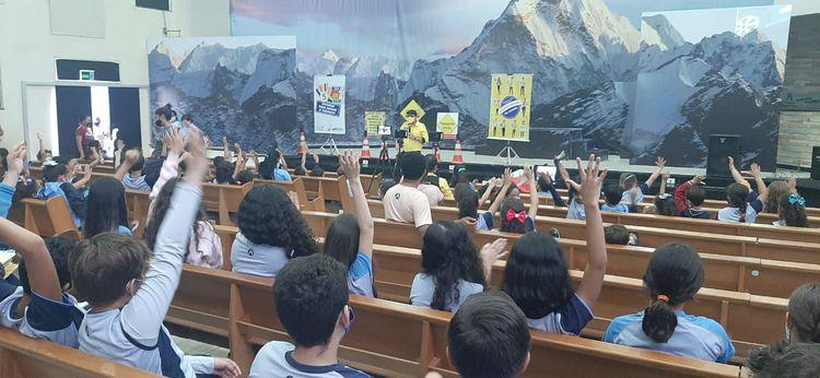 Palestras educativas marcam início da Semana Nacional do Trânsito