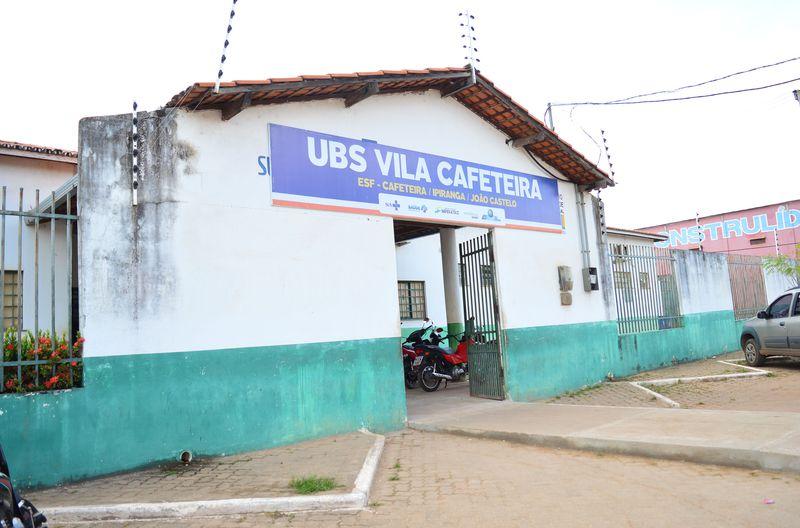 UBS Cafeteira, Av. Liberdade nº 34, Bairro Vila Cafeteira