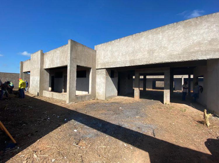 Prefeitura retoma construção de creche no Itamar Guará