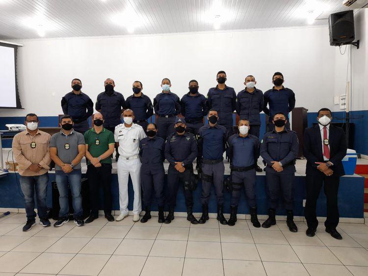 Guarda Municipal participa de curso sobre transtornos de humor