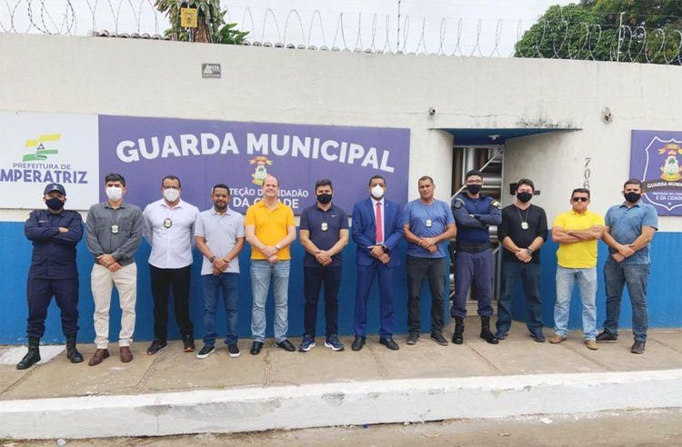 Prefeitura alinha demandas de políticas públicas de segurança com a Guarda Municipal