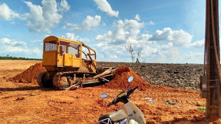Prefeitura aguarda liberação de recursos federais para construção do aterro sanitário