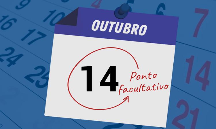 Prefeitura decreta ponto facultativo nesta segunda-feira, 14