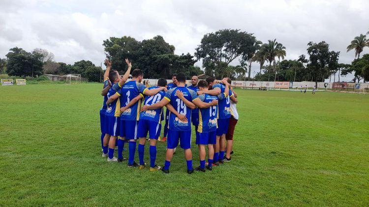Equipe da Prefeitura de Imperatriz confirma classificação com empate