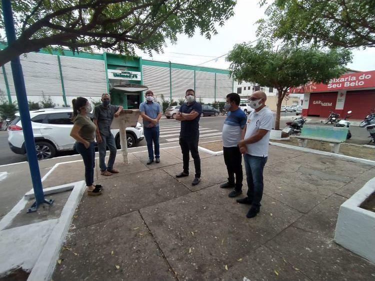 Fundação Cultural estuda edital para criar projeto arquitetônico no Marco Zero de Imperatriz