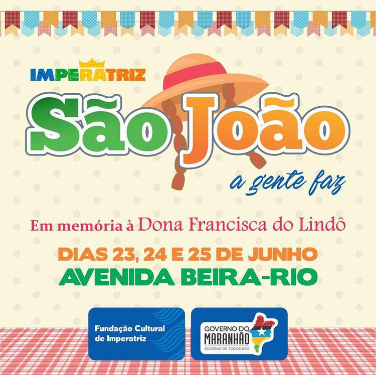 """Participe do """"São João, a gente faz"""""""