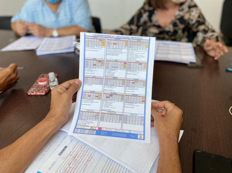 Prefeitura prepara cronograma de atividades escolares para 2021