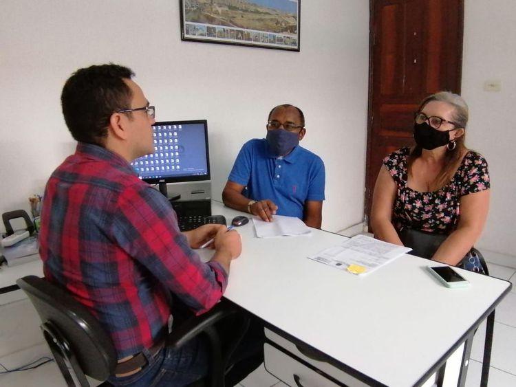 Prefeitura debate sobre doação de área para construção da Casa de Saúde Indígena