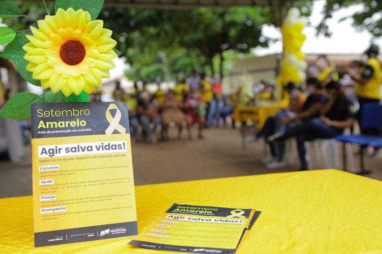 Dia Mundial de Prevenção ao Suicídio conta com programação em Imperatriz
