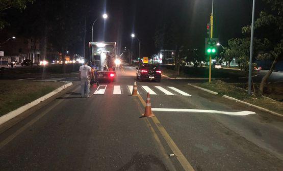 Setran reforça sinalização viária na Semana Nacional de Trânsito
