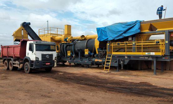 Programa de melhoria de vias públicas chega a mais oito bairros de Imperatriz