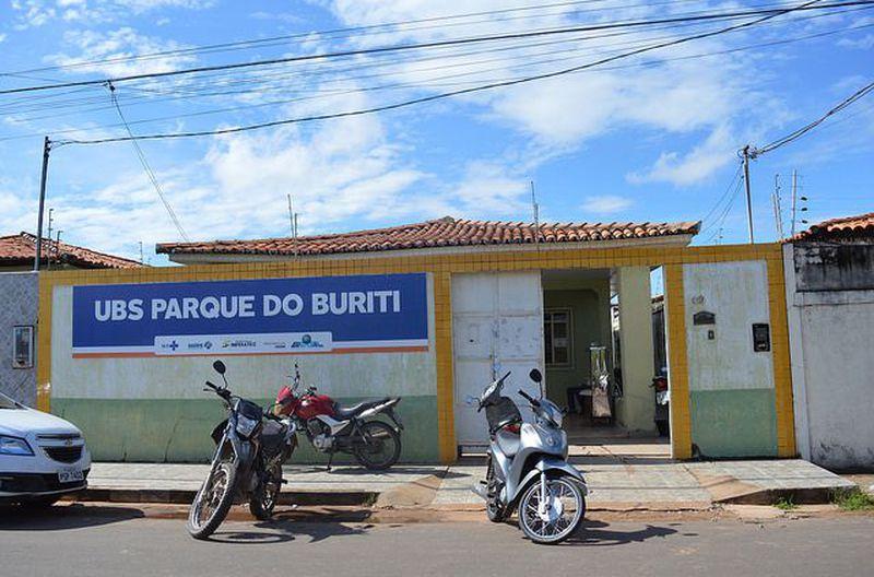UBS Parque do Buriti na Rua 13, n°02 , Parque do Buriti.