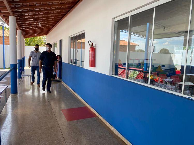Prefeitura finaliza reforma da Escola Dom Marcelino na Coquelândia