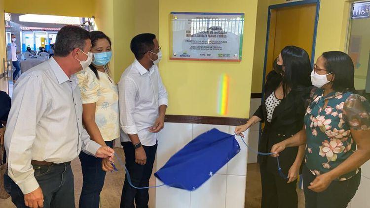 Após reinauguração, Escola Shirley Farias aumenta capacidade de vagas
