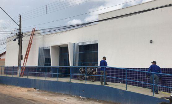 Escola Giovanni Zanni será entregue à comunidade escolar na volta às aulas