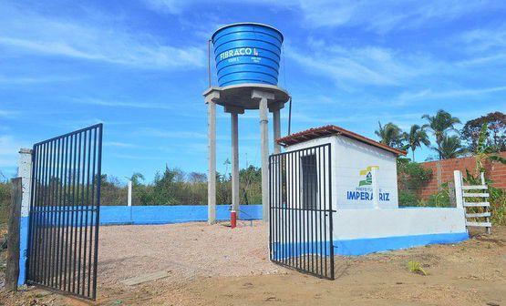 Prefeitura mantém 27 poços artesianos em comunidades desabastecidas pela Caema