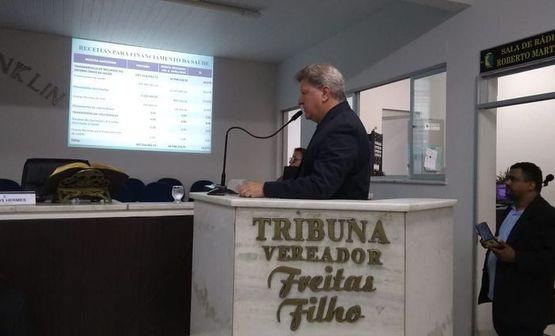 Não há pedido do Ministério Público de intervenção estadual no Município de Imperatriz