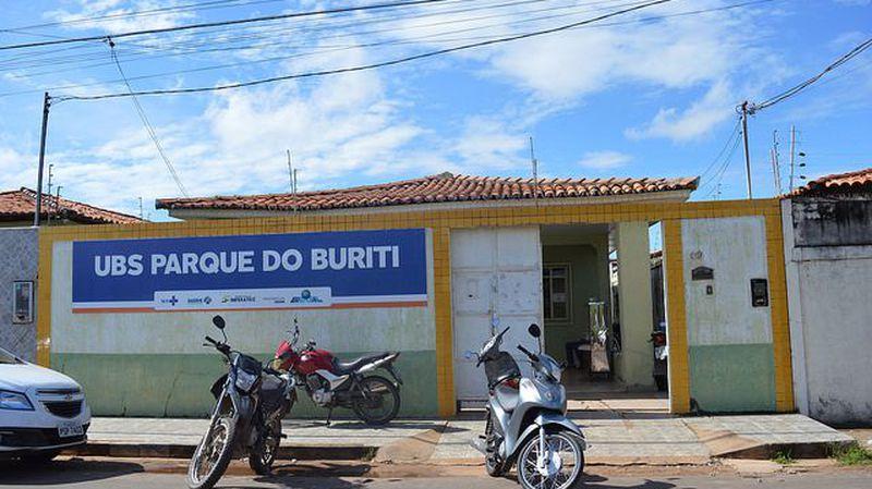 Melhorias na UBS Parque do Buriti na Rua 13, n°02 , Parque do Buriti.