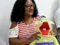 Francisca Egidia participa de mais uma capacitação.