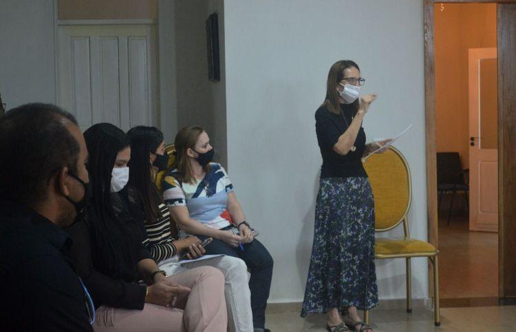 Prefeitura debate implantação do Centro de Atendimento ao Agressor da Mulher