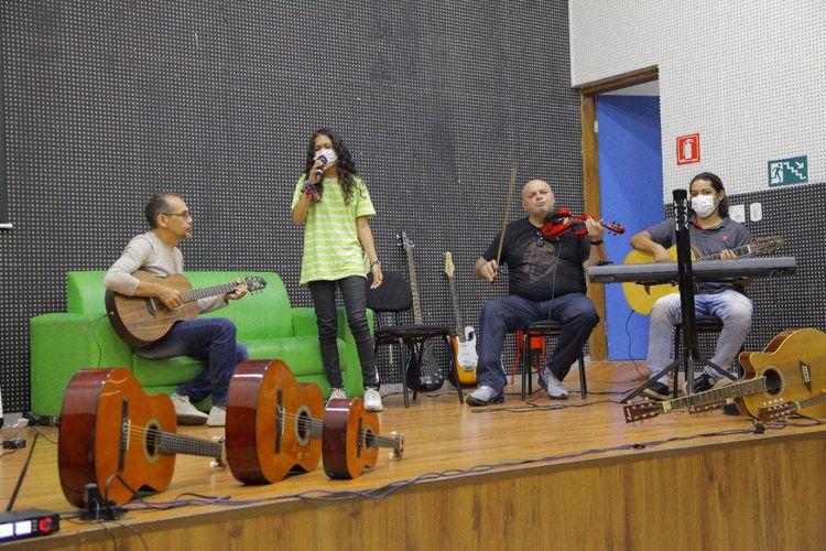 Semana Cultural divulga talentos descobertos pelo Conservatório de Música de Imperatriz