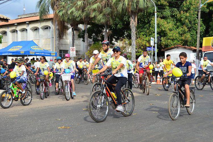 Pedal Amarelo será realizado no próximo dia 26