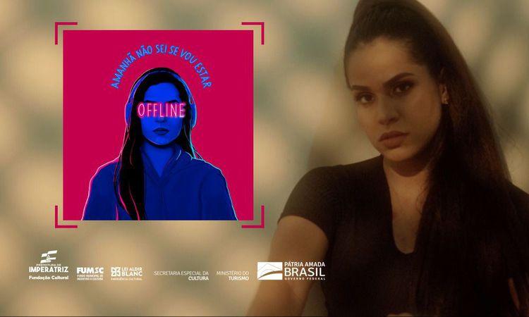 Cantora Wes lança terceiro single de álbum gravado com apoio da Fundação Cultural