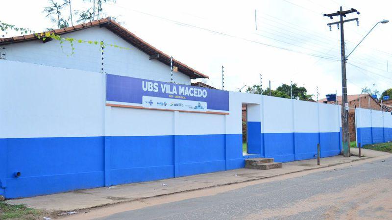 UBS Vila Macedo Rua 17, n° 21,  Vila Macedo
