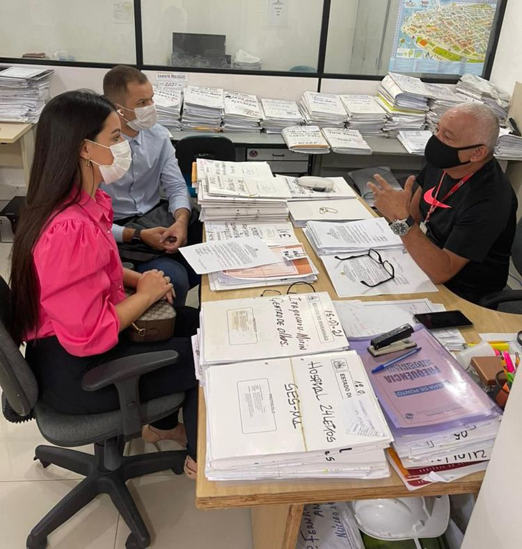Planta do Centro de Reabilitação de Imperatriz é aprovada pela Vigilância Estadual