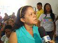 Maria Ivanilde em entrevista