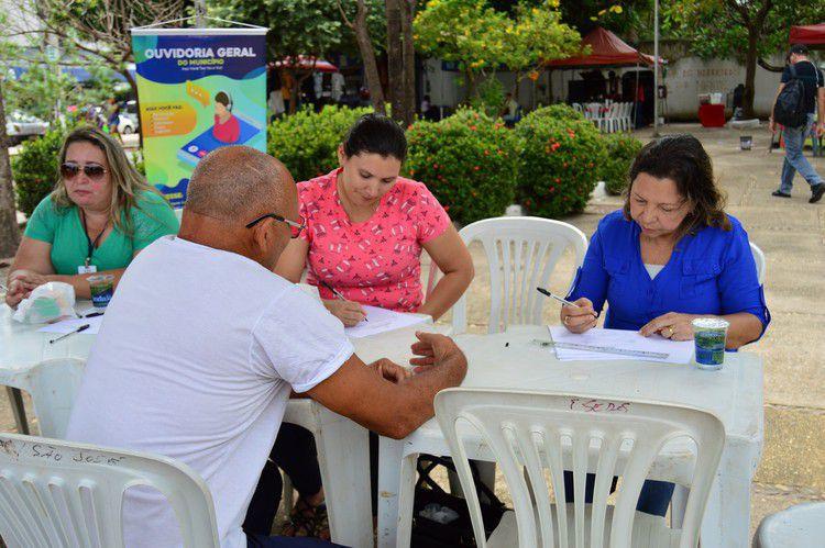 Ouvidoria Municipal descentraliza atendimento ao público