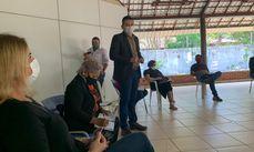 Encontro aconteceu no Complexo Administrativos Dr. Carlos Gomes de Amorim