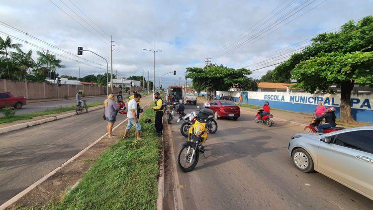 Após retirada de radares, aumenta número de sinistros de trânsito na Avenida Pedro Neiva