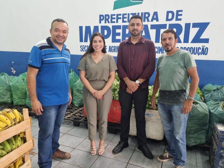 Prefeitura recebe equipe técnica do Ministério da Cidadania