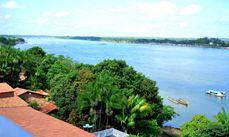 Imperatriz possui umas das principais riquezas hídricas do Brasil, o rio Tocantins